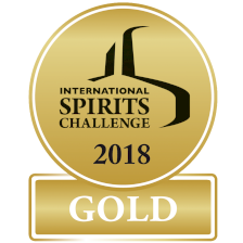 Wins Gold at The International Spirits Challenge