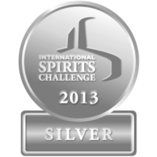 Wins Silver at The International Spirits Challenge 2013
