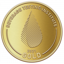 Gold Medal Exceptional (91 points) by Beverage Testing Institute (US)